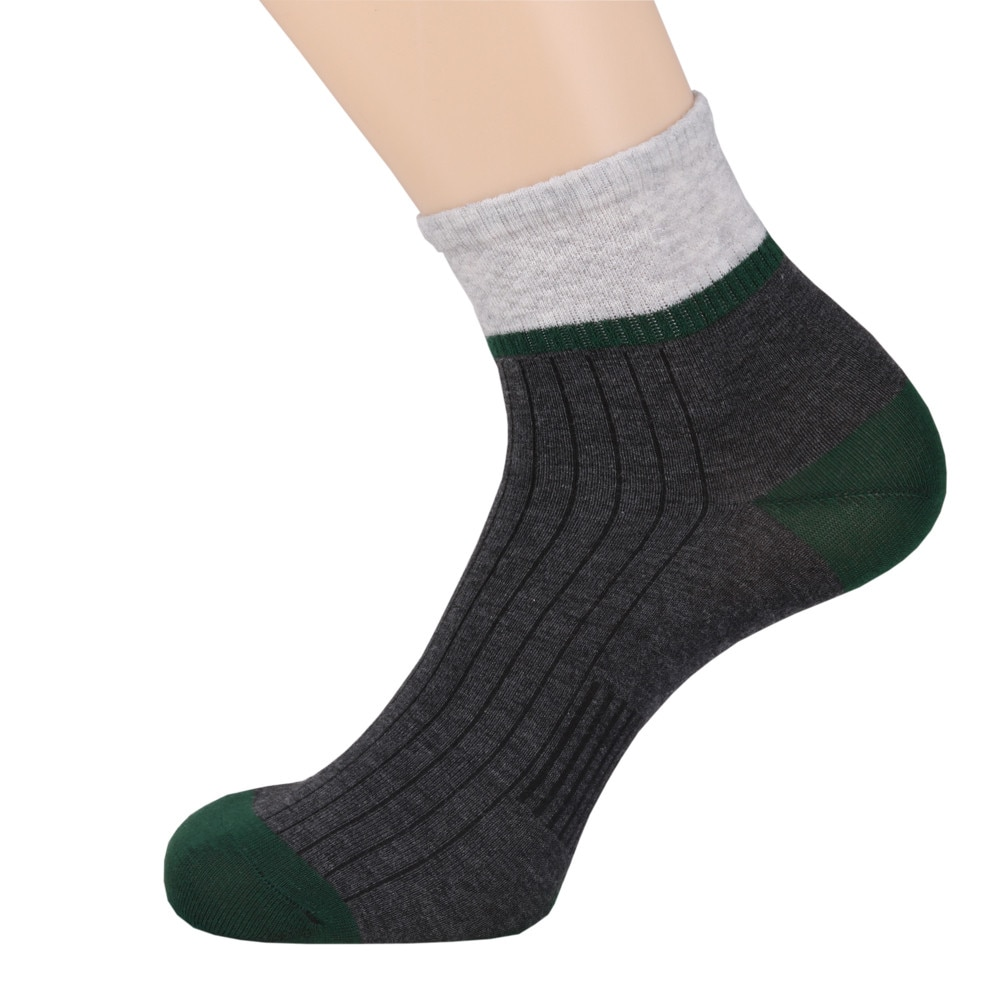 Men Crew Socks Comfort Fit Running Casual Socks for Men Low Cut Sock 50Pairs/lot