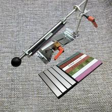 Rééquiper le système daffûteuse de couteau Ruixin Pro pince de couteau dinversion pince rotative de 360 degrés amélioration de la pierre de diamant de curseur croisé