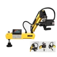 m3 16 universal type electric tapping machine electric tapper machine working taps threading machine