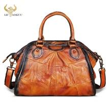 Soft Genuine Leather Famous Brand Luxury Ladies Fashion Shopping handbag Shoulder bag Women Designer