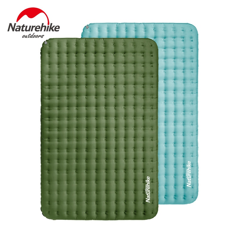 Naturehike Camping Mat Portable Air Mattress Double Ultralight Sleeping Pad Camping Floor Mat Sleeping Tent Mat