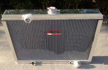 High-quality Aluminum Radiator For  Mitsubishi Starion MT Manual