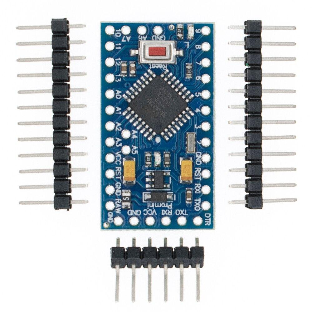 Mit dem bootloader Pro Mini ATMEGA328P 328 Mini ATMEGA328 5 V/16 MHz 3,3 V/8 MHZ für arduino