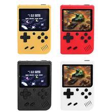 RS-50 Video Spiel Konsole Gebaut-in 500 Spiele Handheld Spielkonsole Retro Tetris Nostalgischen Gaming Player Beste Geschenk für kind