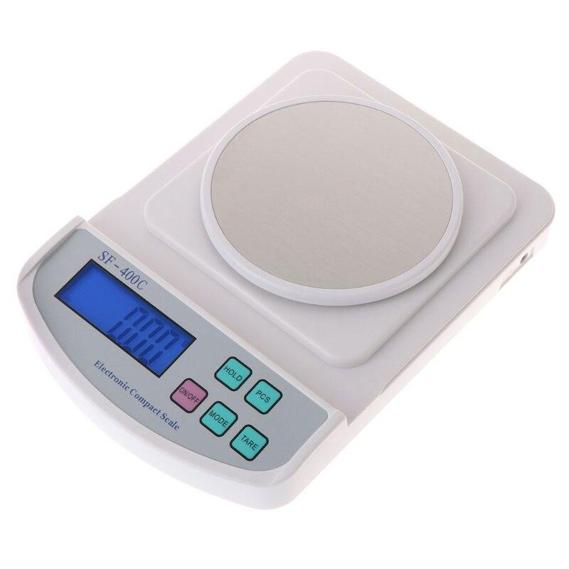 Высокоточные цифровые электронные весы, Компактные Весы для ювелирных изделий 500 г/0,01 г