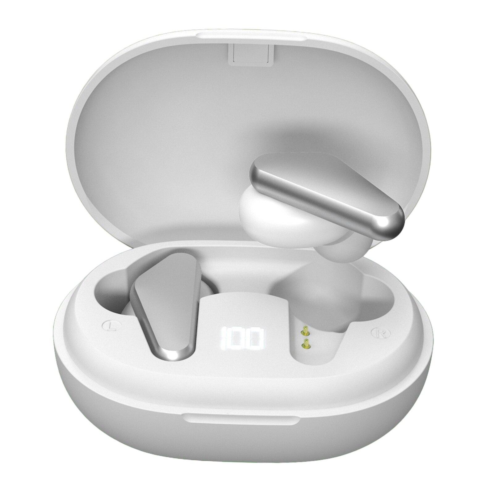 TW40 Waterproof Wireless Earbuds Bluetooth 5.0 in-Ear Headsets Built in Mic enlarge