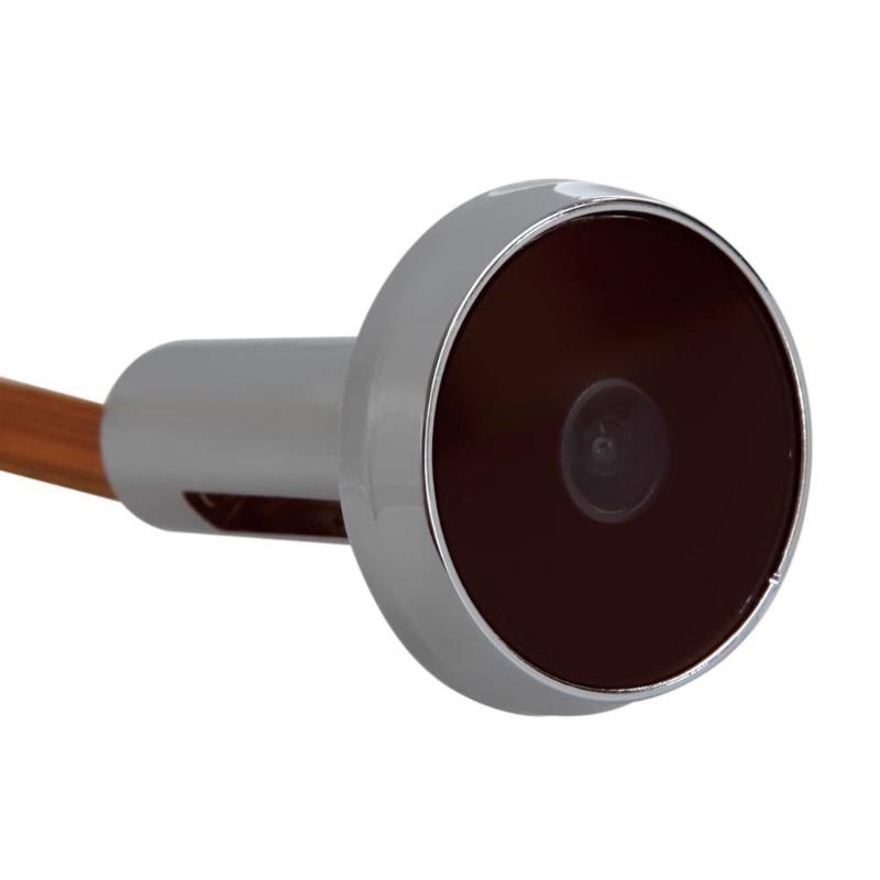 3.5 inch LCD Color Screen Digital Doorbell 120 Degree Door Eye Doorbell Electronic Peephole Door Camera Eye Doorbell Drop Ship enlarge