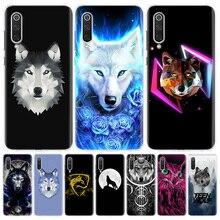 Wolf Stilinski Telefon Fall für Xiaomi Redmi Hinweis 9S 8T 8 7 8A 7 7A 6A 4X S2 k20 K30 MI 9 8 CC9 F1 Pro Mode Abdeckung Capa
