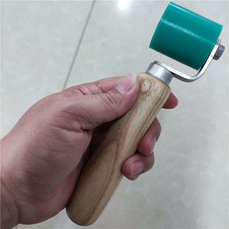 Rolo de Mão Rolo de Pressão Rayma Marca Silicone Alta Temperatura Resistente Costura Mão Telhado Ferramentas Soldagem Pvc 40mm