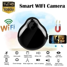 1080P Wifi Mini Camera Espia Magnetic Body Camcorder Night Vision Motion Sensor H.264 HD Video Micro