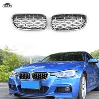 starriness style for bmw 3 series 320i 330i 335i 340i 2013 2018 f30 abs grille car styling exterior parts front bumper grills