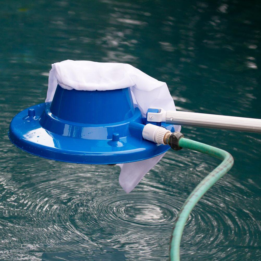 Swimming Pool Leaf Vacuum Skimmer Net Leaf Catcher Fine Mesh Bag Replacement Sweeper Skimmer SNO88