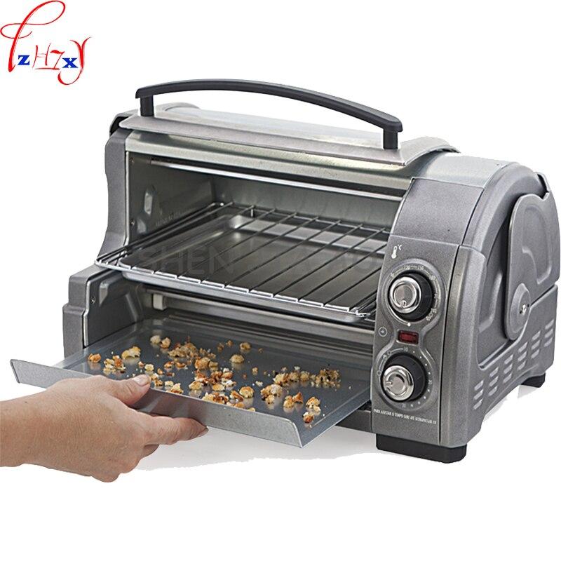 1 قطعة 220V الأمريكية مخبز فرن متعددة الوظائف البسيطة فرن البيتزا آلة