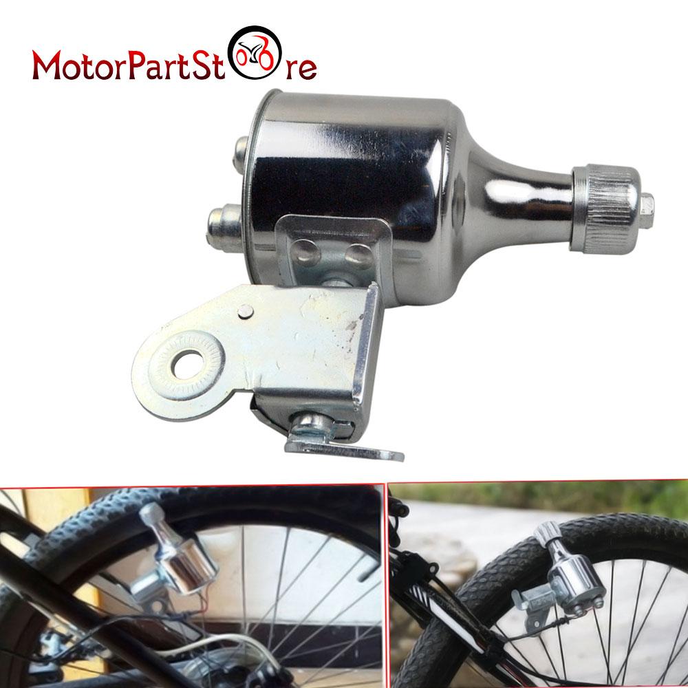 Bicicleta praia para cruiser gerador unidade 12 v 6 w dínamo ciclismo bicicletas de alumínio gerador de luz