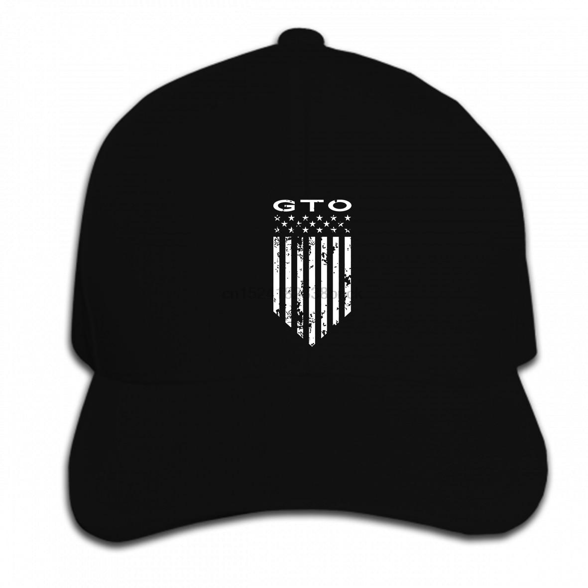 Imprimir personalizado gorra de béisbol Hip Hop Cool Mens Pontiac Gto Músculo americano Pontiac hombres s sombrero pico Cap