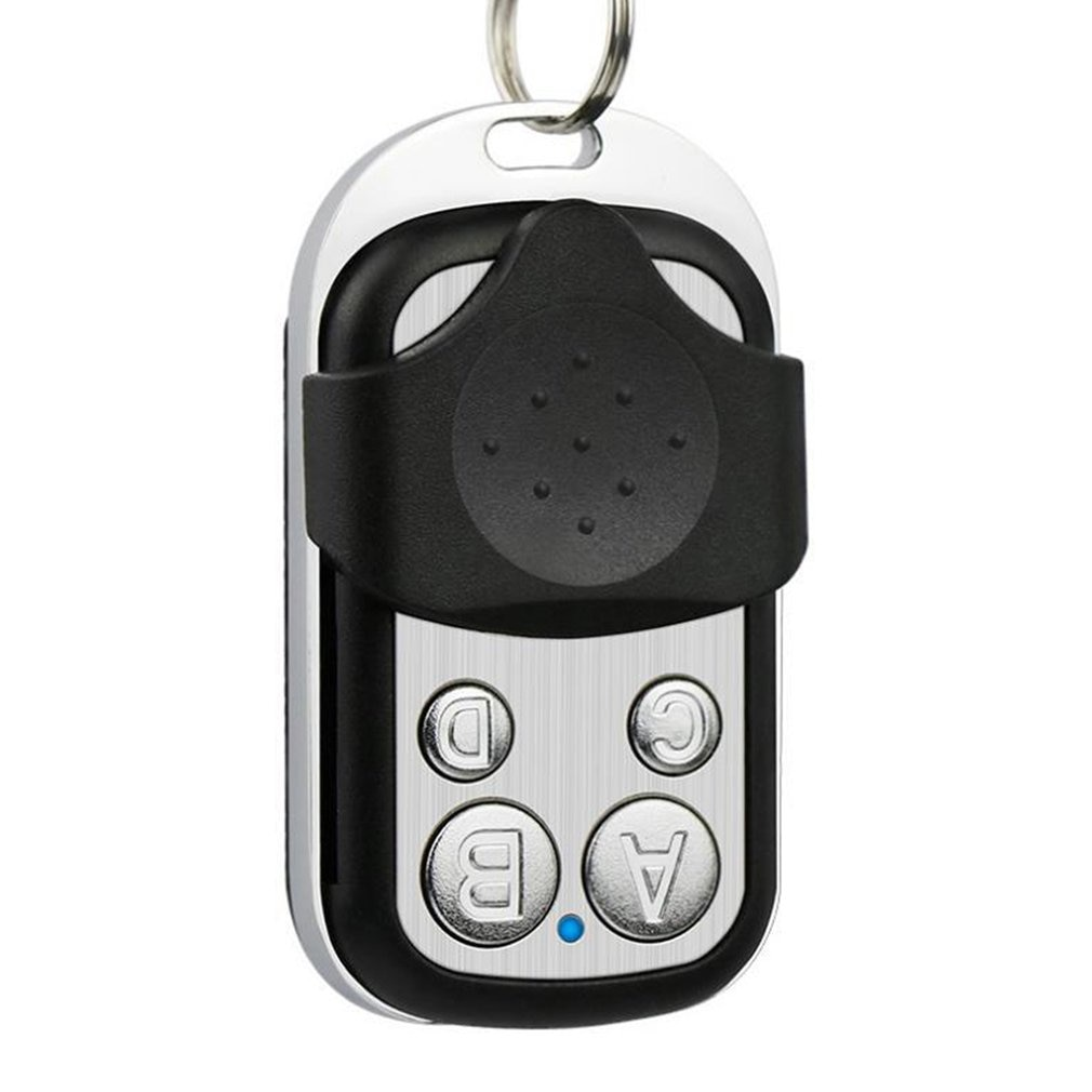 Remote Control Universal Access Control Security Alarm Car Door Remote Control 4-key Retractable Doo