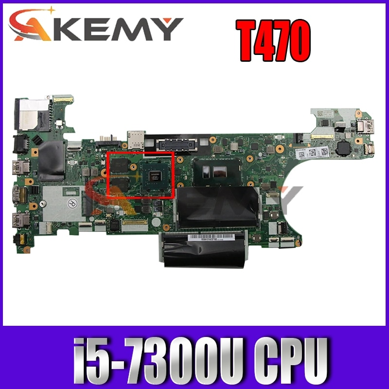 ثينك باد T470 i5-7300U دفتر الرسومات مستقلة بطاقة اللوحة. FRU 01HX660 01HX602 01HX656 01AX971 01HX661 01HX603