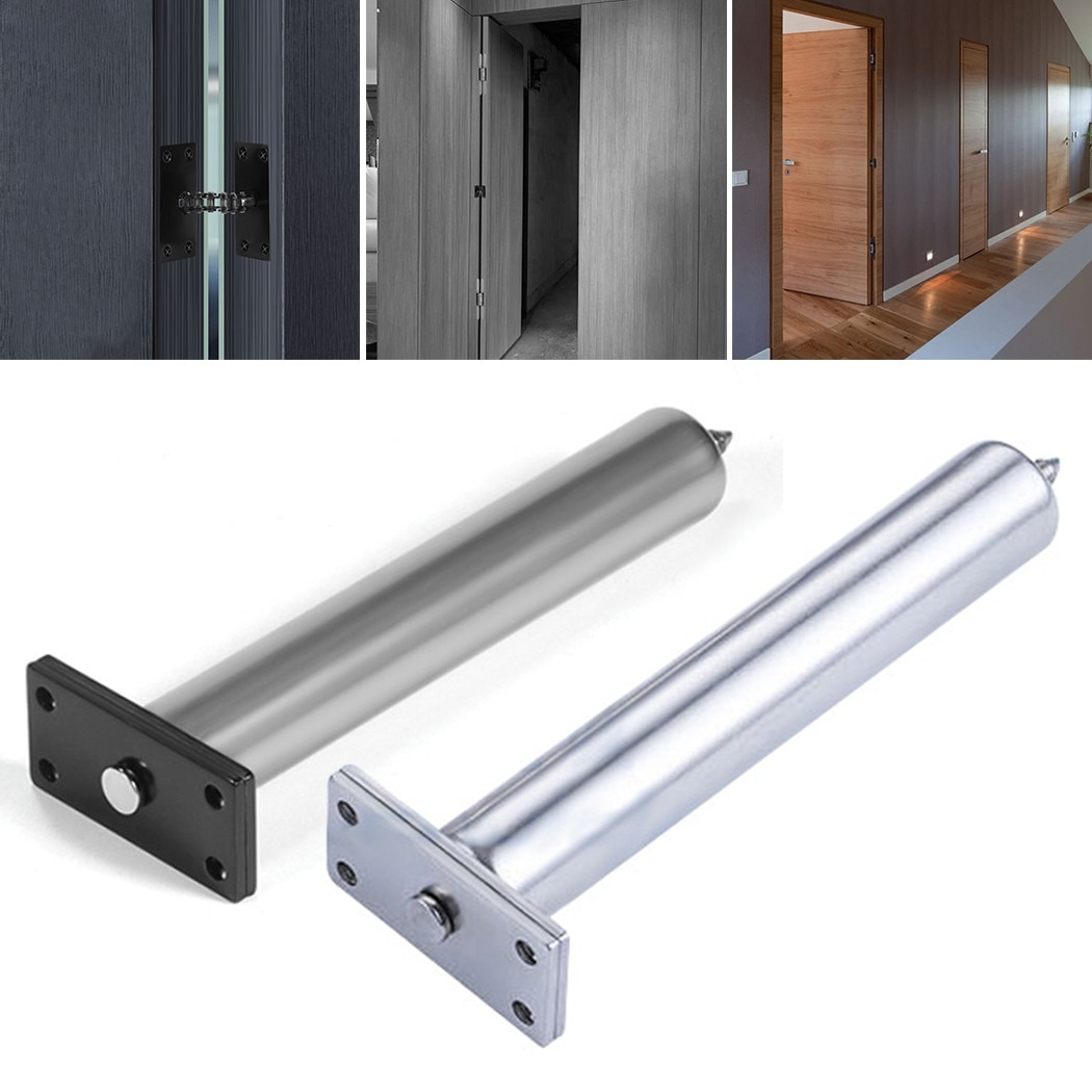Металлическое автоматическое пружинное приспособление для закрывания дверей, можно регулировать приспособление для закрывания дверей, ме...