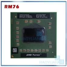 AMD Athlon 64 X2 QL-66 QL 66 QL66 2,2 GHz procesador de CPU de doble núcleo de doble rosca AMQL66DAM22GG Socket S1