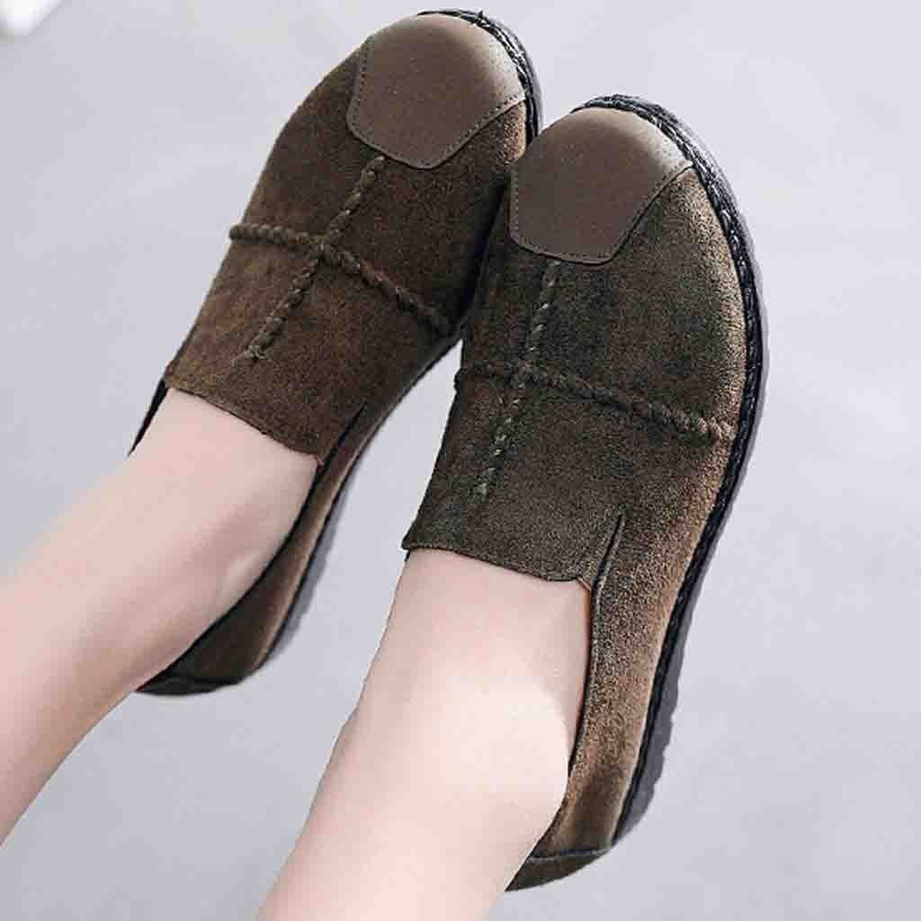 New Women Flats Shoes 2020 Loafers Candy Color Slip on Flat Shoes Comfortable Ladies Shoe Zapatos Mujer Luxury Women Shoes Flats