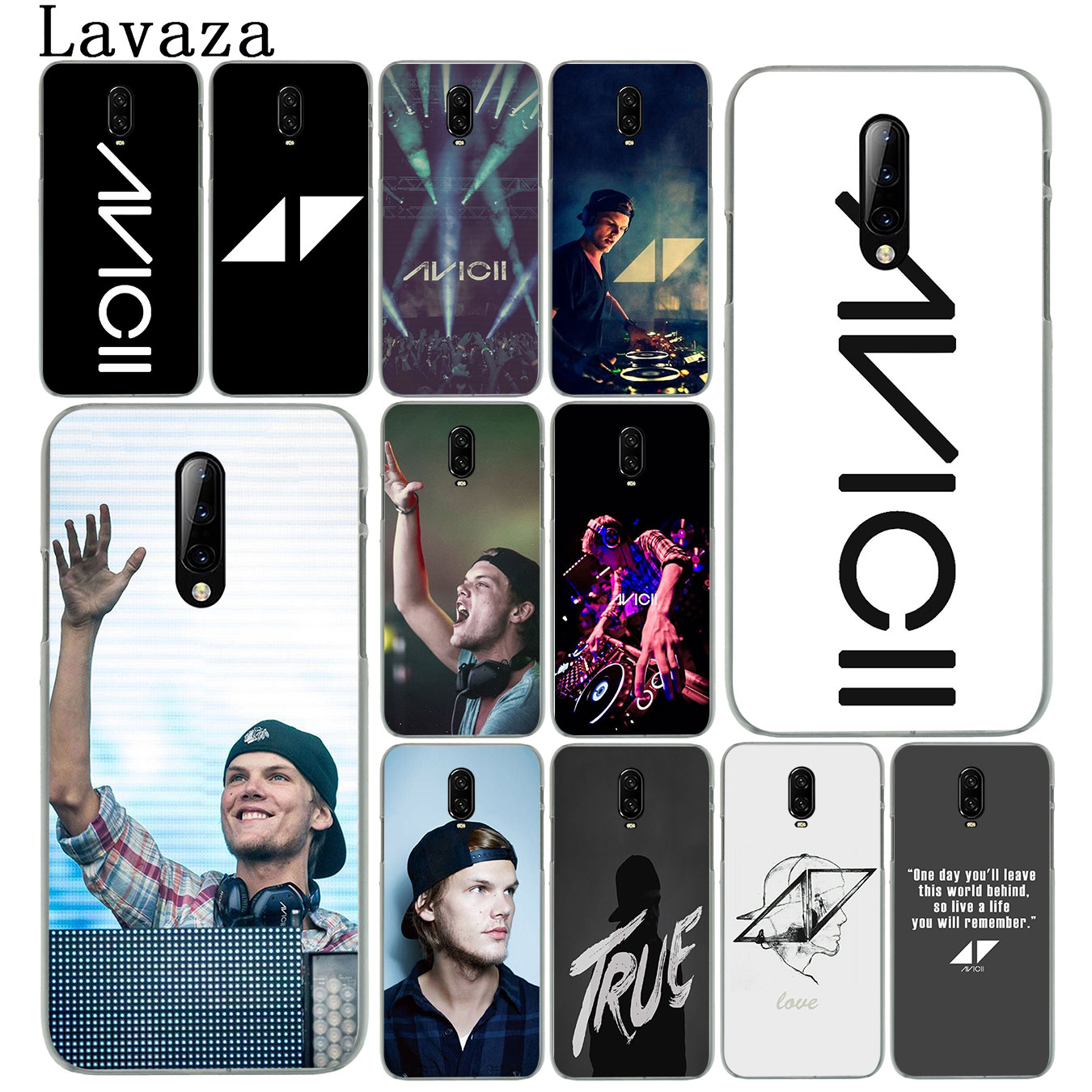 DJ avicii funda de teléfono móvil de plástico duro excelente para Oneplus 7 7T Pro 6 6t 5 5T funda One Plus 7Pro