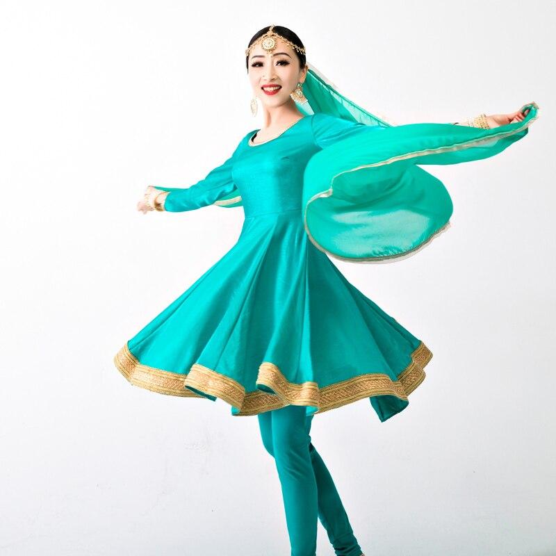 2020 neue Baumwolle Mantel Indien Panjabi Dupattas Traditionellen Frau Anzüge Kurtas Saree Top Katak Sets Nach Maß Anna Dance Kleid