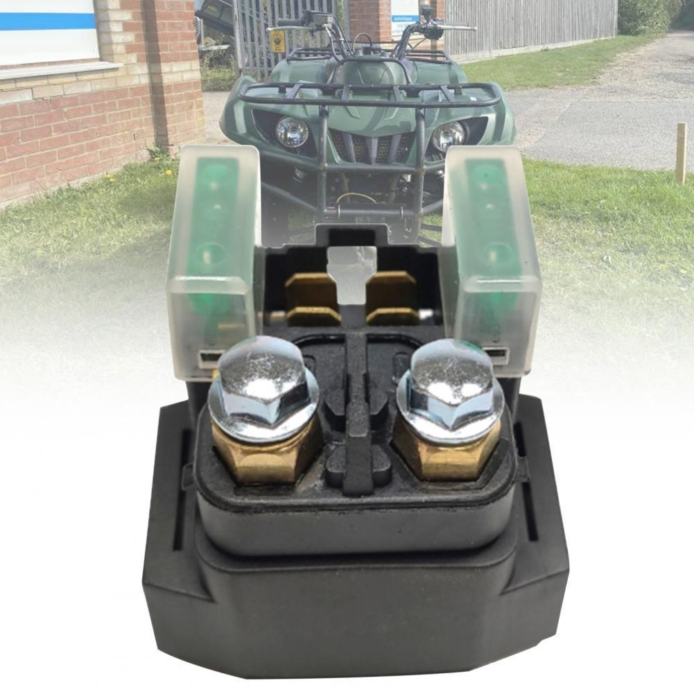 Черный практичный релейный выключатель, 4 лампочки, 1D0-81940-02, 4 лампочки, профессиональное реле безопасности