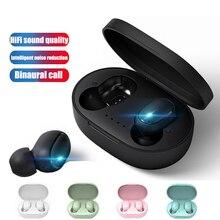 A6S TWS Bluetooth 5.0 Earphone  Wireless Headphones in-Ear Handsfree Sports Headset for Mobile Phone