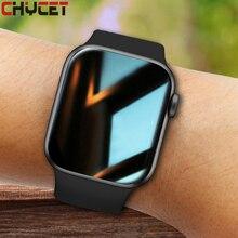 CHYCET IWO 13 Pro Smart Watch Men Body Temperature Monitor 1.75 Inch Screen Smartwatch Women Dial/Answer Call Play Music Clock