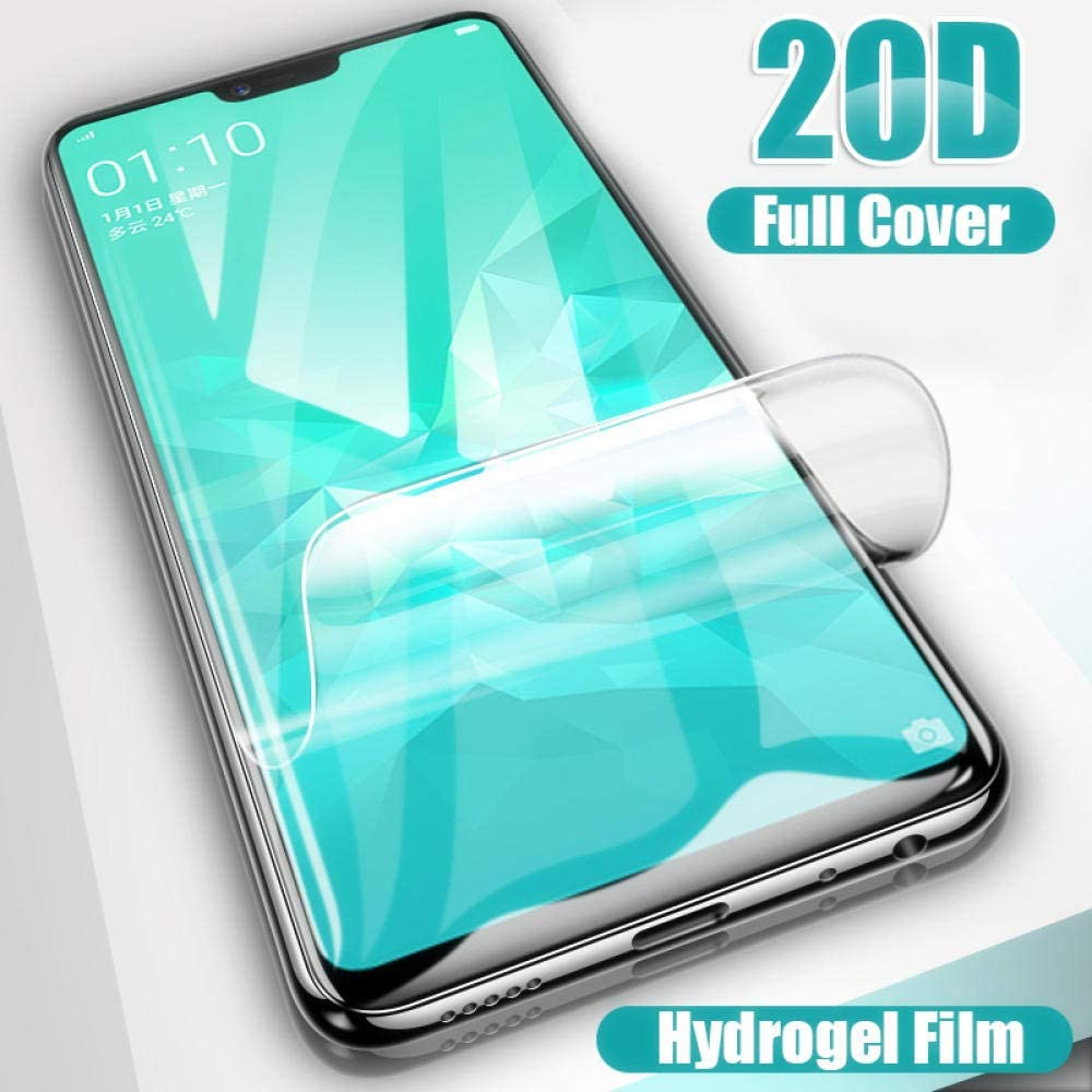 For Huawei P20 Lite P20 Pro film for Huawei P10 lite Hydrogel Film P20 p10 lite 9H Screen protector honor 8 lite glass Not Glass