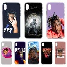 Rap de Mundo Hip Hop de la cubierta de la caja del teléfono para iphone 4 4S 5 5C 5S 6 6S PLUS 7 8 X XR XS 11 PRO SE 2020 MAX transparente impermeable