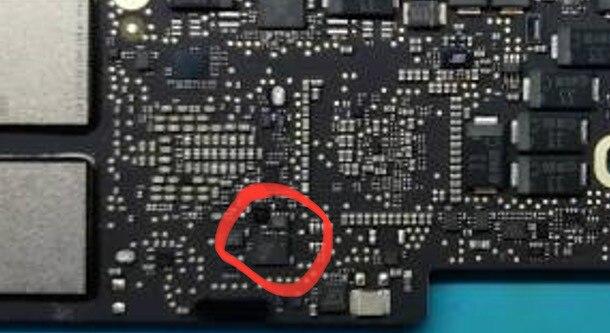 For Apple Macbook Pro T2 Rom A2179 820-01958 A1990 A1989 A1932 A2141 A2159 A2251 A2289 Decryption Unlock Repair