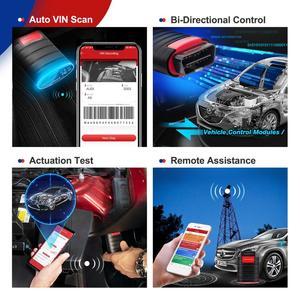 Image 5 - Thinkcar Thinkdiag Новые сапоги с полным программным обеспечением сброса 1 год OBDII EOBD считыватель кодов Easydiag Android/IOS сканер OBD2 диагностический инструмент