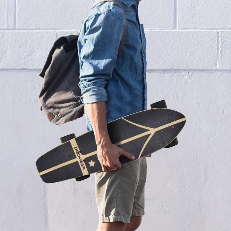 Adults Beginners Skateboard Hardware Professional Cruiser Skateboard High Quality Patinetas De Skate Sports Accessories DK50SB