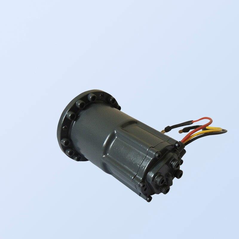 New Excavator Turntable Motor Speed 42/min Adult Toy enlarge