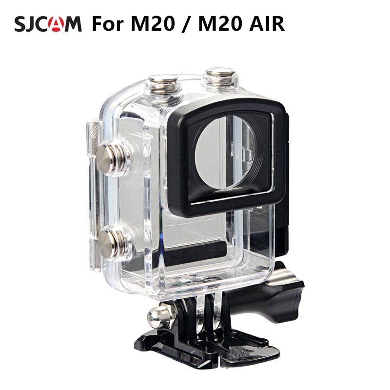 M20 Waterproof Case Underwater Housing 30M Diving For SJCAM M20 / M20 AIR Sports Action Camera SJCAM Accessories