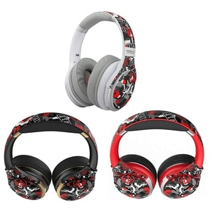 EL-A1 Active Noise Cancelling Headphone Foldable Wireless Bluetooth 5.0 Gaming Stereo Headset Portable Earphone