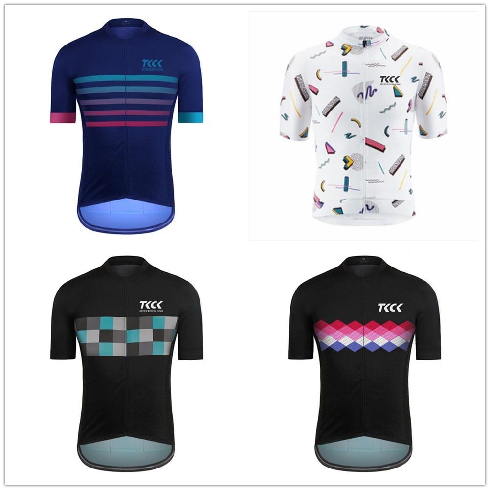 TKCK-jersey Pro para deportes de bicicleta, jersey de diseño del equipo de...