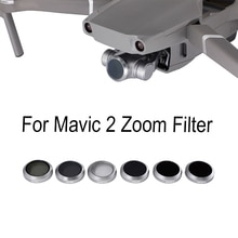 Drone Filters For DJI Mavic 2 ZooM UV CPL ND4 ND8 ND16 ND32 Gimbal Camera Lens Filter Filters parts