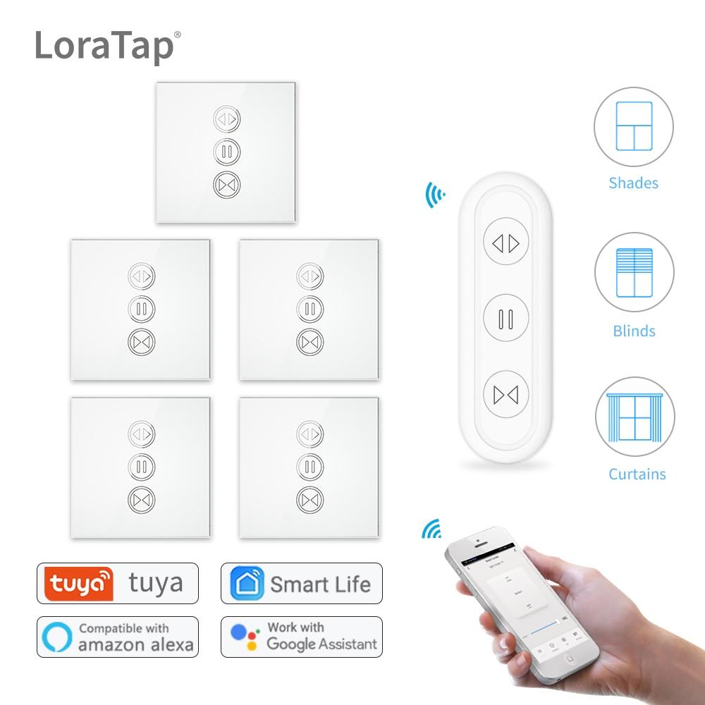 tuya-smart-life-curtain-switch-remote-control-blinds-engine-roller-shutter-rf-wifi-app-timer-google-home-aelxa-echo-smart-home