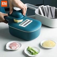 Xiaomi Mijia Jordan & Judy Vegetable Cutting Artifact Potato Shreds Multi-Function Grater Slicer Kitchen Gadget Peeler Cutting