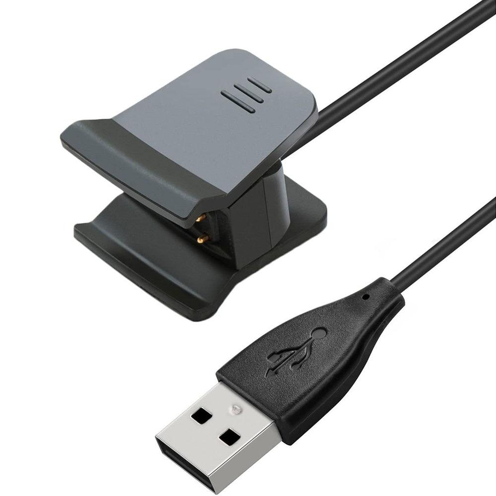 Cable de carga para cargador Fitbit Alta HR, Cable de carga de...