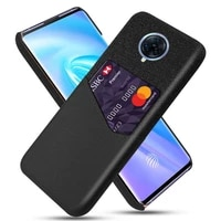 luxury leather back cover for vivo nex 3 mobile case wallet silicon for vivo nex3 leather phone case cover