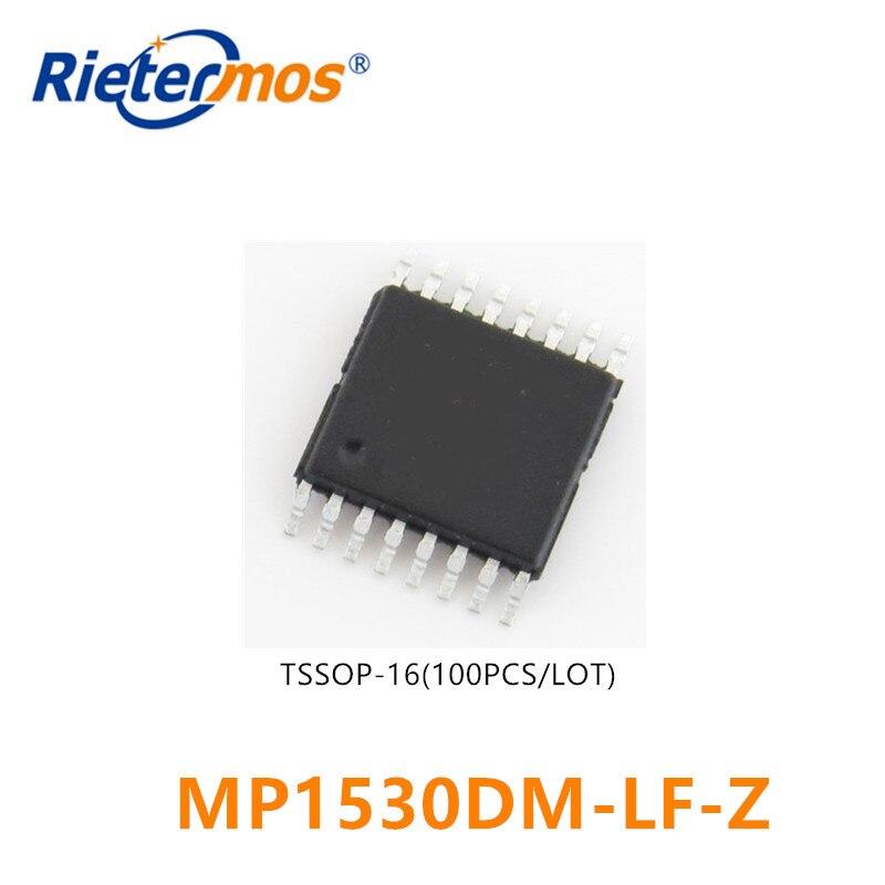 100 قطعة MP1530DM-LF-Z MP1530DM M1530DM MP1530 1530DM TSSOP16 الأصلي