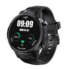 Смарт часы AllCall Awatch GT2 мужские с GPS трекером, 4G, SIM картой, Wi Fi, водонепроницаемые спортивные Смарт часы 2021 для Xiaomi, Huawei, Apple