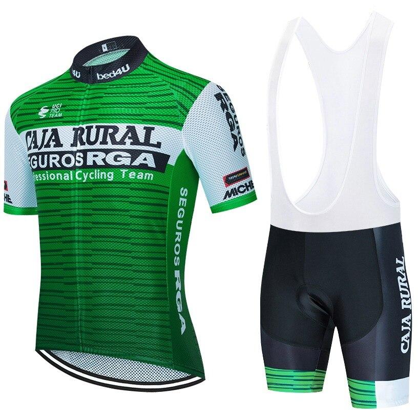 2021 Ropa De Equipo De Ciclismo Rural Para Hombre traje Profesional De...