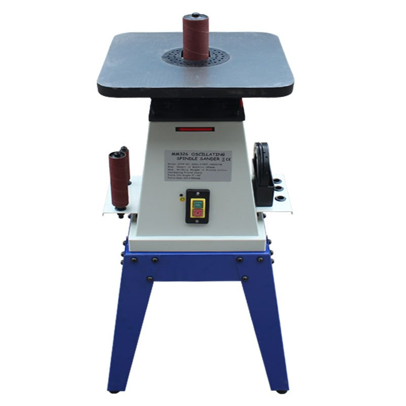 220V Small Woodworking Mechanical Inner Circle Matte Machine Practical Small Processing Equipment Sand Roller Polished Machine