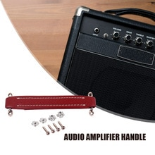 Amplificateur cuir poignée sangle Style Vintage guitare léger Portable éléments de musique pour Fender Amp pièces musicales