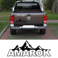 car decals mountain racing door tailgate stripe graphic vinyl car sticker customs fit for for vw amarok 2009 2018