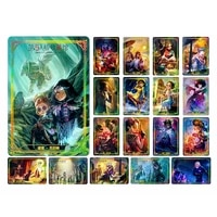 identity v cards abyssal treasure pack 2nd anniversary mystery mirror card limited edition collection christmas gift